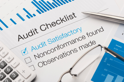 istockphoto audit checklist picture